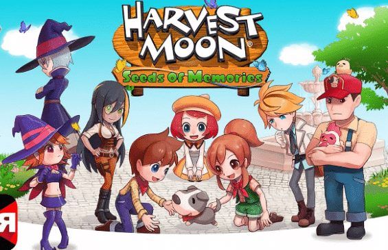 Download Harvest Moon Mod Apk Bahasa Indonesia
