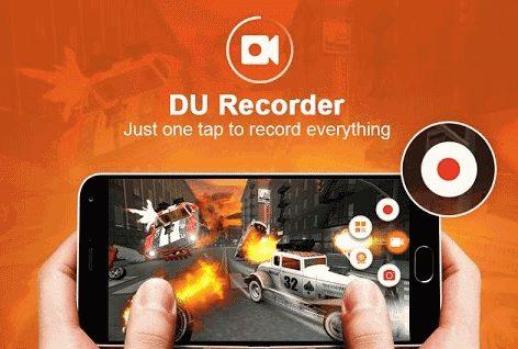 Download DU Recorder Apk No Watermark