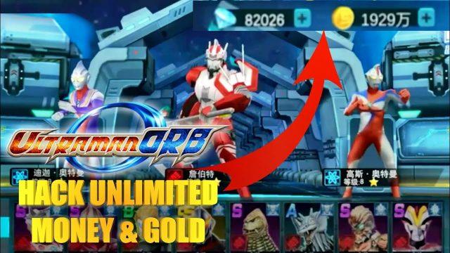 Download Game Ultraman ORB 3v3 Mod Apk Offline