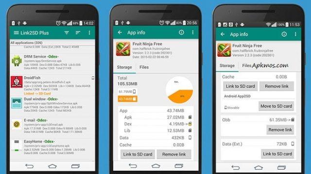 Download Link2SD Plus Terbaru