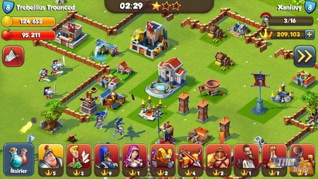 Total Conquest Mod Money Apk