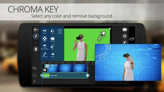 Chroma Key Power Director Pro