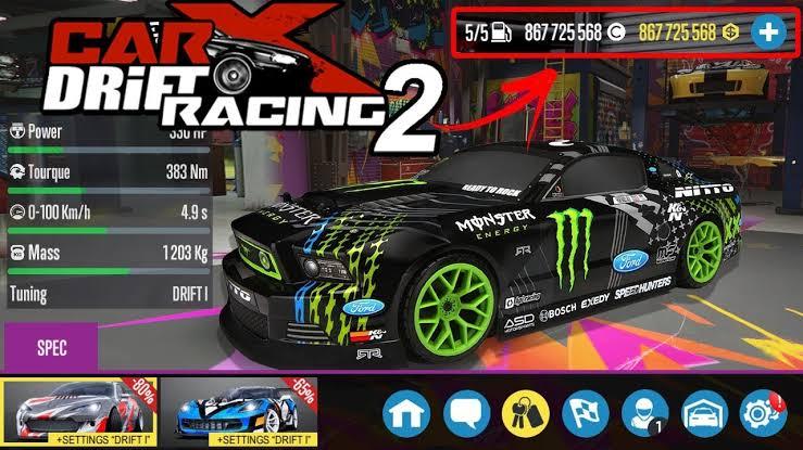 Download CarX Drift Racing 2 Mod Apk