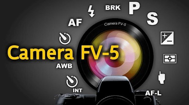 Download Camera FV 5 Pro Mod Apk