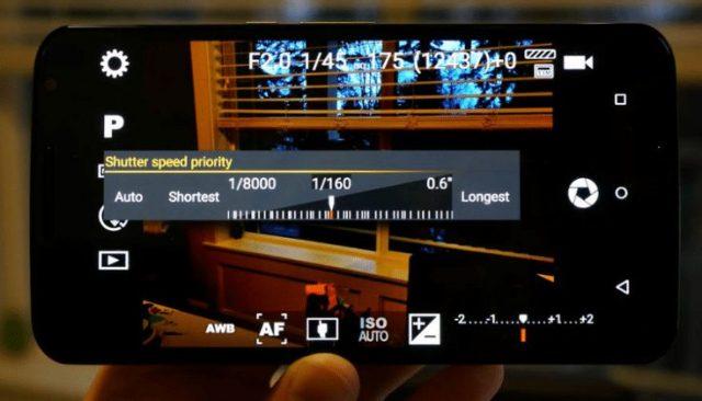 Fitur Camera FV 5 Pro