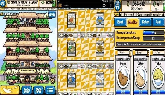 Gameplay Nasi Goreng Mod Apk