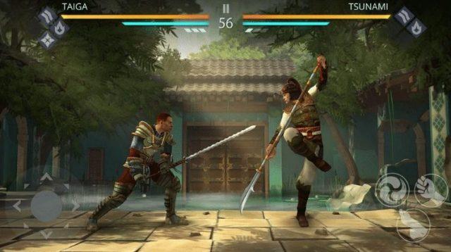 Gameplay Shadow Fight 3 MOD APK