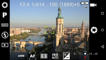 Kelebihan Camera FV 5 Pro Mod Apk