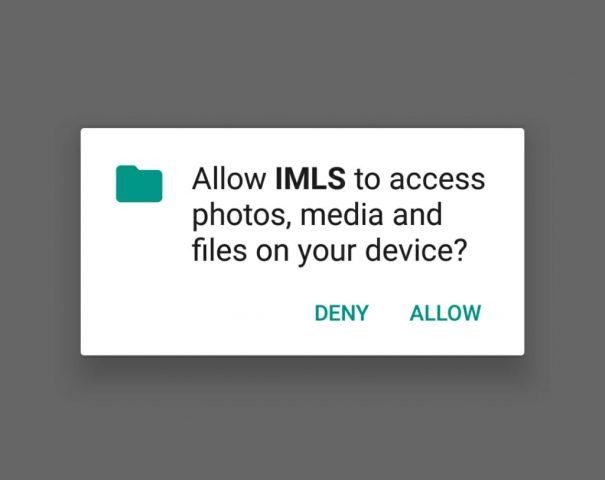 IMLS Mobile Legend