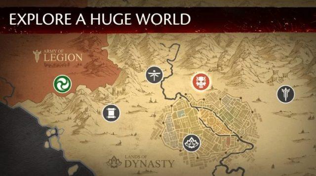 Maps Shadow Fight 3 MOD APK
