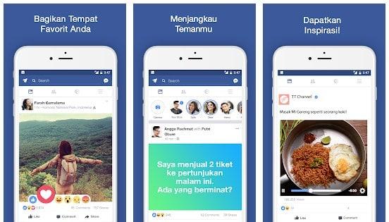 Download Facebook Lite Mod Apk