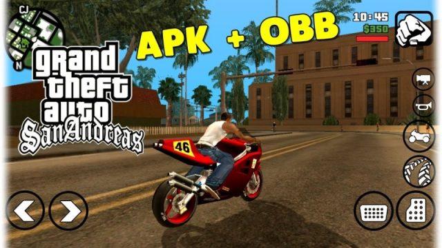 Download GTA San Andreas Lite MOD APK Indonesia