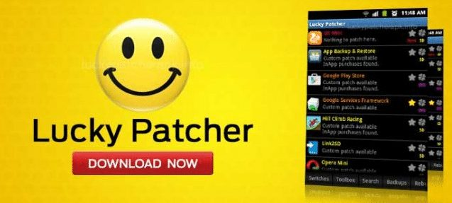 Download Lucky Patcher Tanpa Root