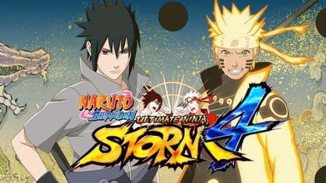 Download Naruto Ultimate Ninja Storm 4 PPSSPP