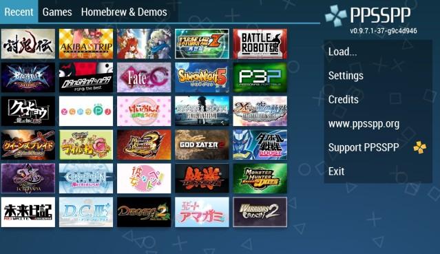 Download Game PPSSPP Android Terbaik Yang Lancar
