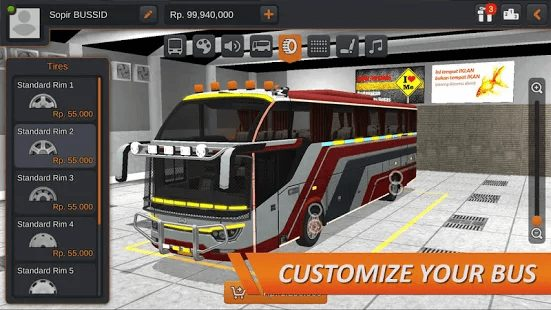 Bus-Simulator-Indonesia-Mod-Apk