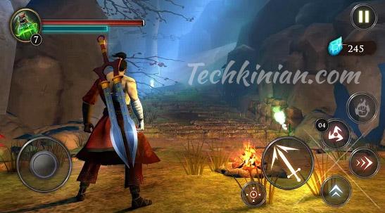 Takashi-Ninja-Warrior-Mod-Apk