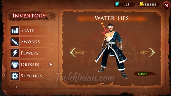 Takashi-Ninja-Warrior-Mod