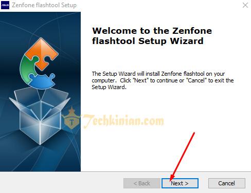 Install-Asus-Flash-Tool