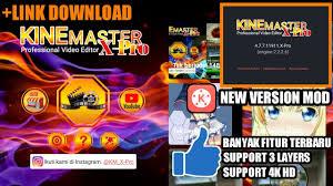 Download Kinemaster X Pro Apk