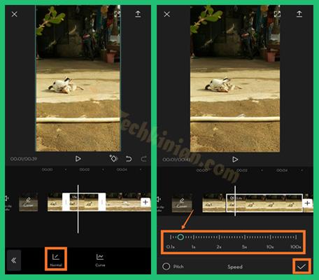 Cara Mudah Membuat Video Slowmotion Di Capcut
